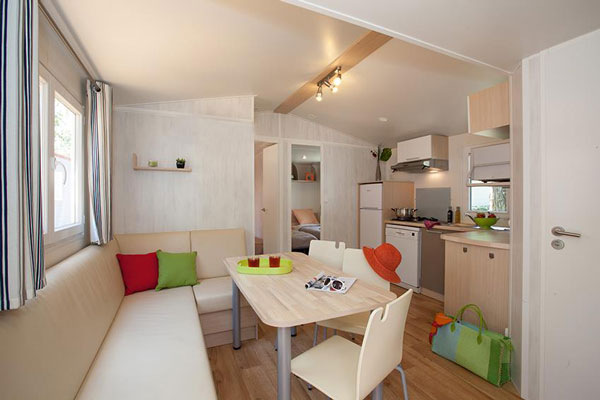 Marseillan plage camping charlemagne mobil home 376 - Camping marseillan plage avec piscine ...