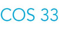 COS 33 Logo