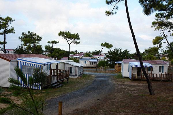 camping des onch res barb tre ile de noirmoutier mobilhome c151 cos63 cos 63. Black Bedroom Furniture Sets. Home Design Ideas
